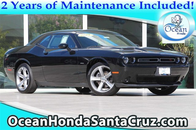 Used Dodge Challenger Soquel Ca