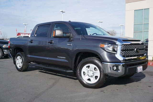 Used 2018 Toyota Tundra 2WD SR5 CrewMax 5.5' Bed 5.7L