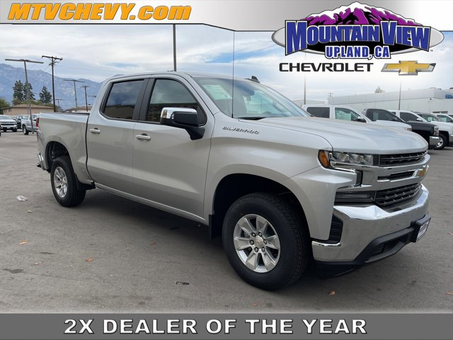 "2021 Chevrolet Silverado 1500 LT 2WD Crew Cab 147"" LT Gas V8 5.3L/325 [19]"