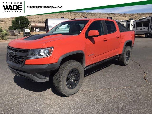 Used 2019 Chevrolet Colorado 4WD ZR2
