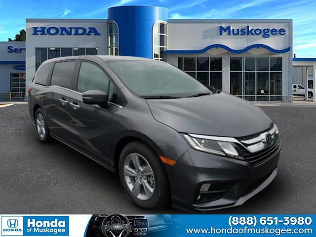 New 2019 Honda Odyssey in Muskogee, OK