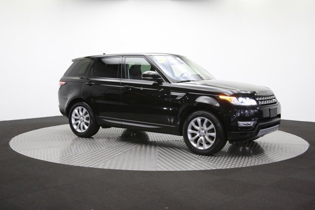 2016 Land Rover Range Rover Sport for sale 123365 45