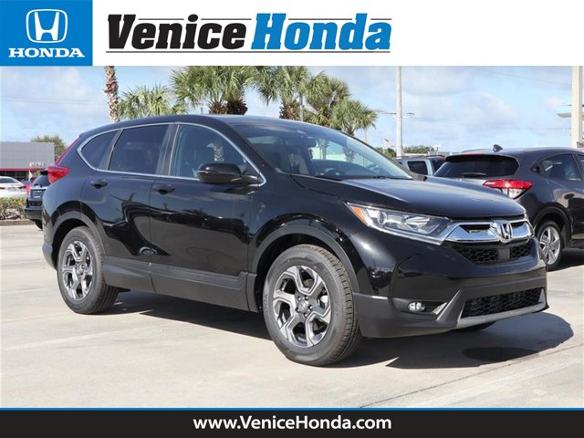 New 2019 Honda CR-V in Venice, FL