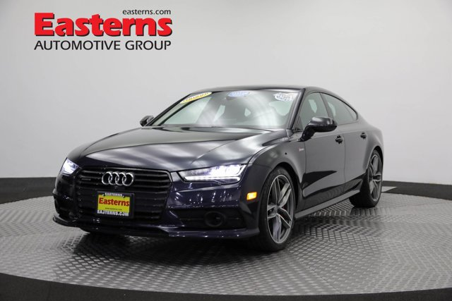 2017 Audi A7 Competition Prestige Hatchback