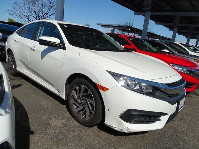 Used 2017 Honda Civic Sedan EX CVT