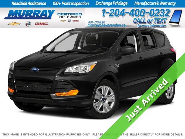 2016 Ford Escape S FWD 4dr S Regular Unleaded I-4 2.5 L/152 [9]