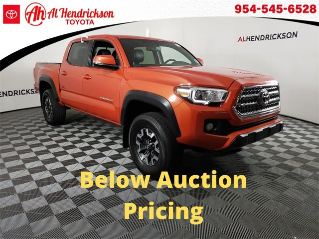 Used 2017 Toyota Tacoma in Coconut Creek, FL