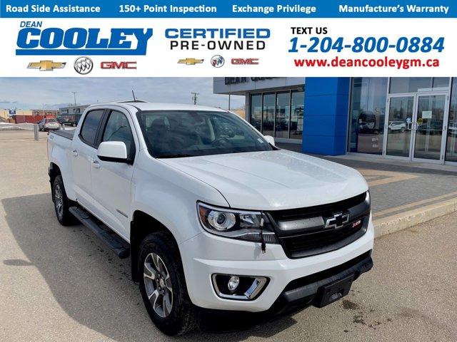 "2018 Chevrolet Colorado 4WD Z71 4WD Crew Cab 128.3"" Z71 Gas V6 3.6L/ [0]"