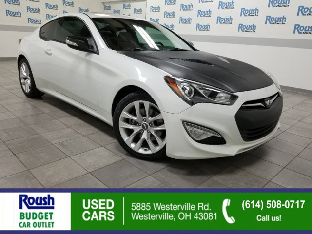 Used 2013 Hyundai Genesis Coupe in Westerville, OH