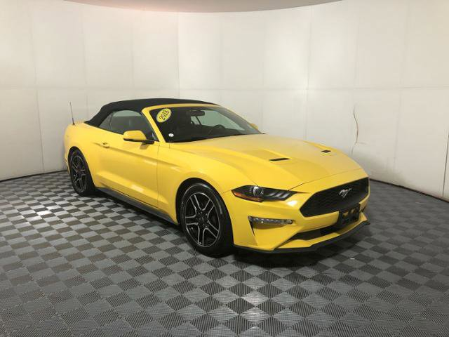 Used 2018 Ford Mustang in Indianapolis, IN
