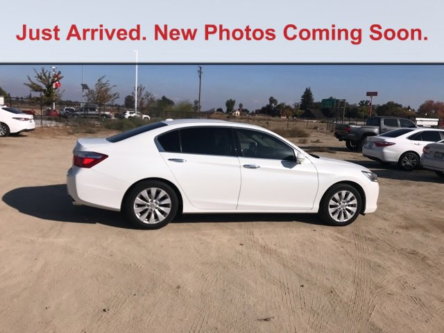 2015 Honda Accord Sedan EX-L  Regular Unleaded V-6 3.5 L/212 [1]