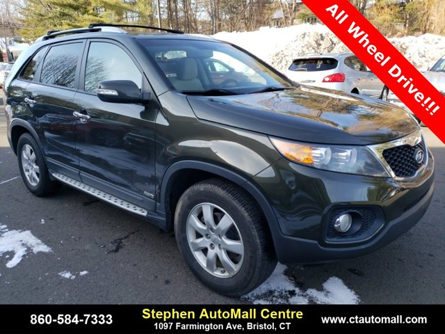 Used 2012 KIA Sorento in  Bristol, CT