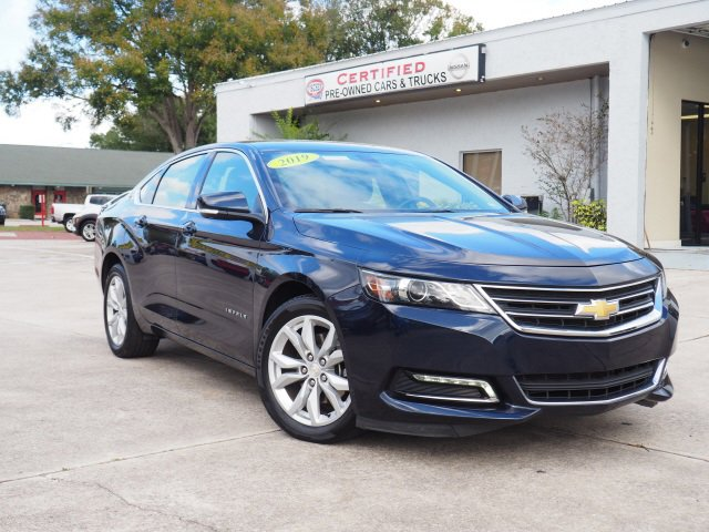 Used 2019 Chevrolet Impala in Titusville, FL