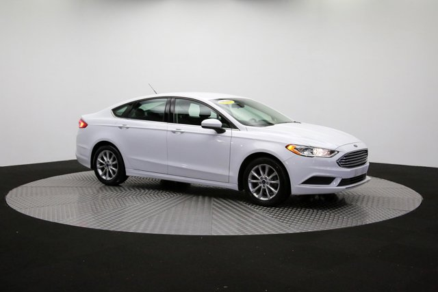 2017 Ford Fusion for sale 123712 43