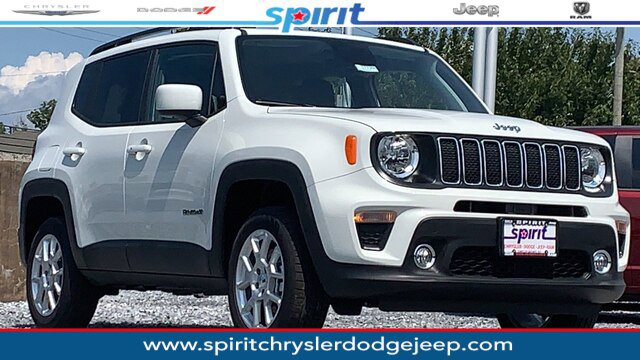 New 2019 Jeep Renegade in Swedesboro, NJ