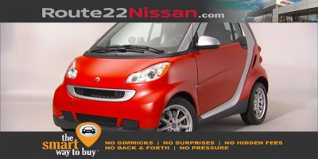 2010 smart fortwo Passion 2dr Cpe Passion Gas I3 1.0/61 [2]