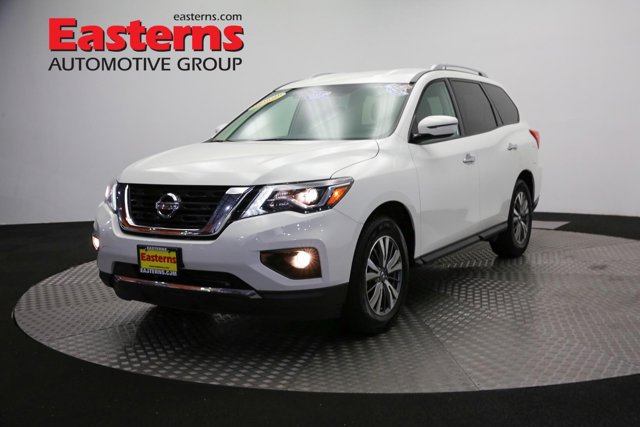 2018 Nissan Pathfinder for sale 120765 0