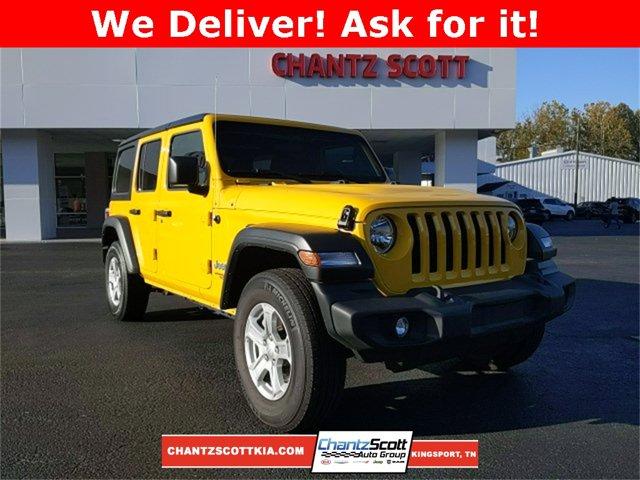 Used 2019 Jeep Wrangler Unlimited in , AL