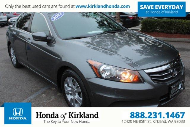 Used 2012 Honda Accord Sedan in Olympia, WA