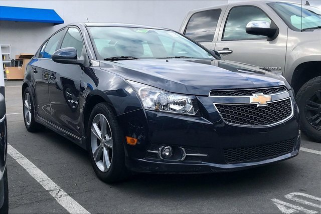 Used 2014 Chevrolet Cruze in Chula Vista, CA
