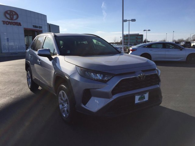 New 2020 Toyota RAV4 in Yuba City, CA