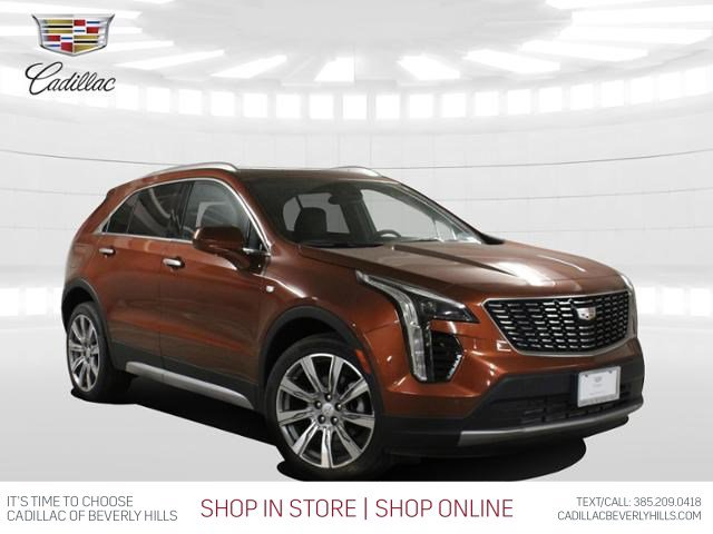 2019 Cadillac XT4 AWD Premium Luxury AWD 4dr Premium Luxury Turbocharged Gas I4 2.0L/ [14]