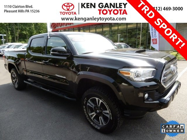 Used 2017 Toyota Tacoma in Pleasant Hills, PA