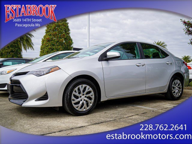 Used 2019 Toyota Corolla in Pascagoula, MS