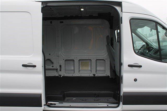 New 2015 Ford Transit Cargo Van T-250 148 Med Rf 9000 GVWR Sliding RH Dr