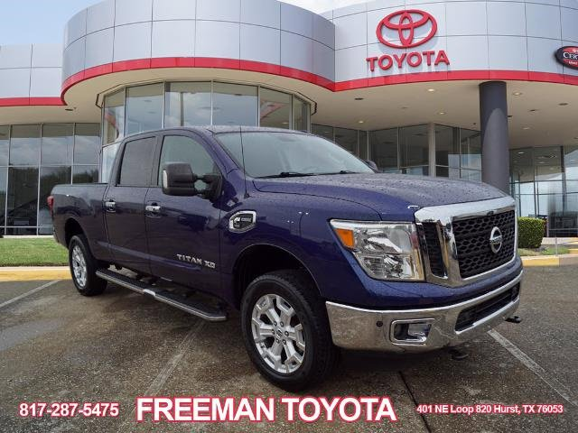 Used 2016 Nissan Titan XD in Hurst, TX
