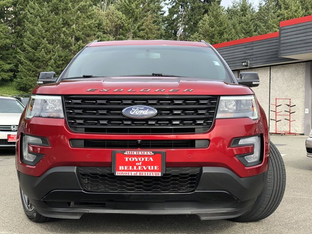 Used 2017 Ford Explorer Sport