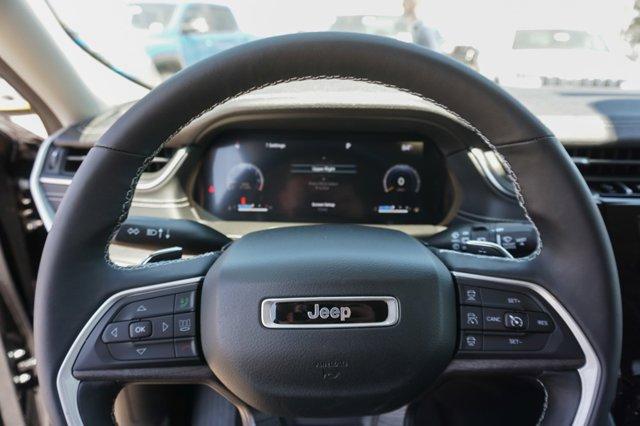 New 2021 Jeep Grand Cherokee L Limited 4x4