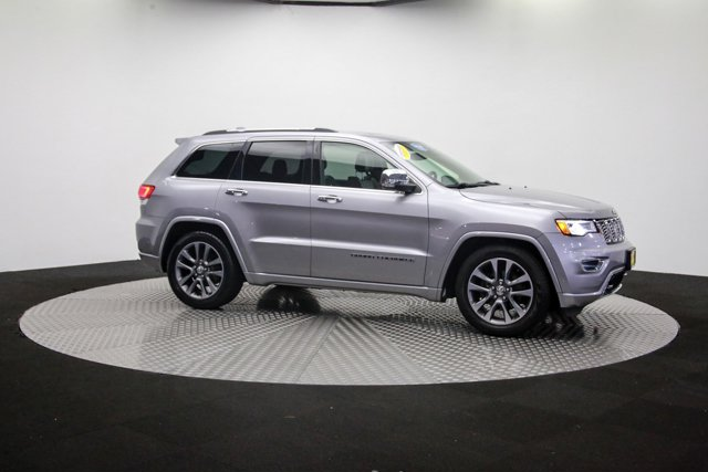 2017 Jeep Grand Cherokee for sale 122332 44