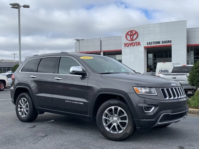 Used 2016 Jeep Grand Cherokee in , AL