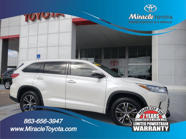Used 2017 Toyota Highlander in Haines City, FL