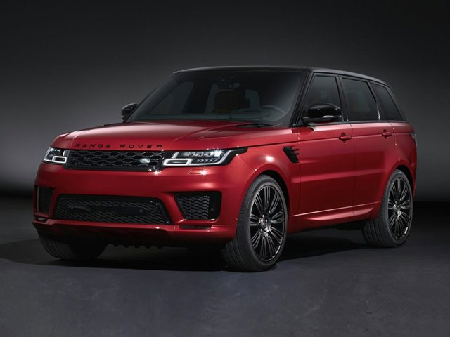 2020 Land Rover Range Rover Sport HSE Turbo i6 MHEV HSE Intercooled Turbo Gas/Electric I-6 3.0 L/183 [7]