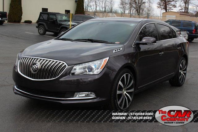 Used 2015 Buick LaCrosse in Warsaw, IN