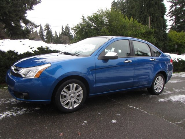 Used 2010 Ford Focus 4dr Sdn SEL