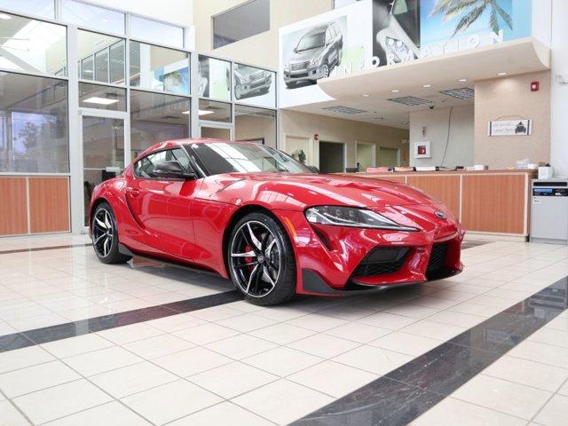 2020 Toyota GR Supra 3.0 photo