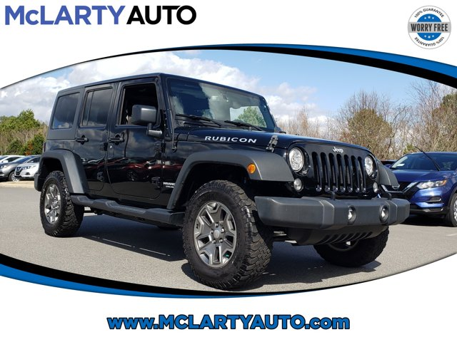 Used 2017 Jeep Wrangler Unlimited in North Little Rock, AR