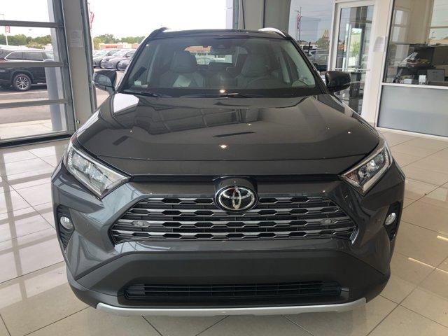 New 2019 Toyota RAV4 in Henderson, NC