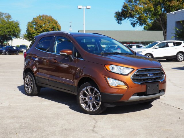 Used 2019 Ford EcoSport in Titusville, FL