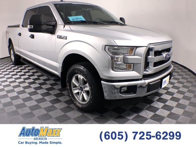 Used 2016 Ford F-150 in Aberdeen, SD