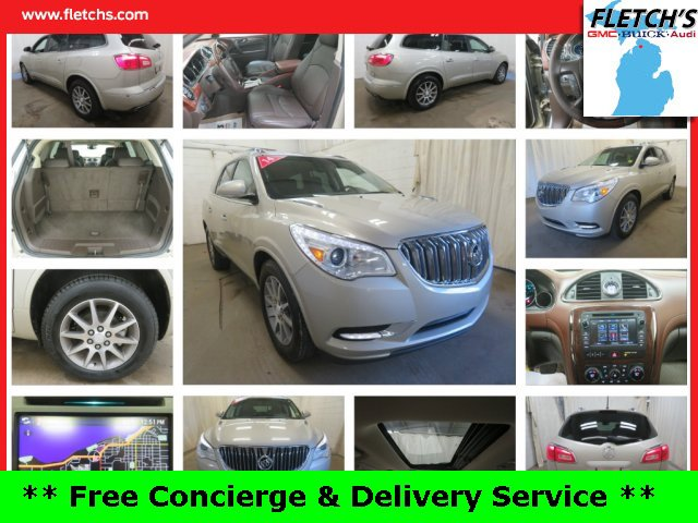 Used 2014 Buick Enclave in Petoskey, MI