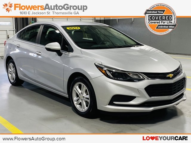 2017 Chevrolet Cruze at Flowers Honda