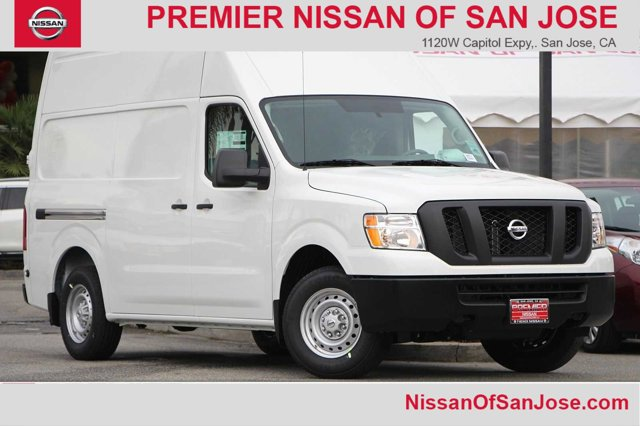 New 2020 Nissan NV Cargo in San Jose, CA