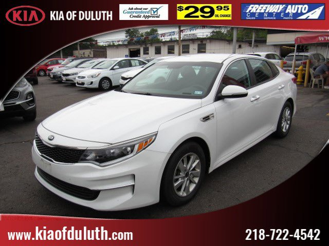 Used 2018 KIA Optima in Duluth, MN