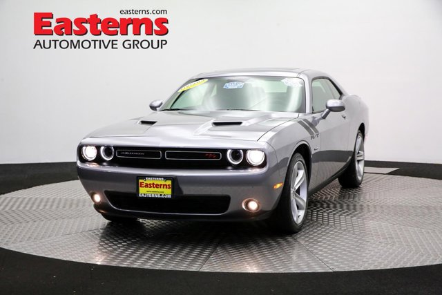 2018 Dodge Challenger R/T 2dr Car