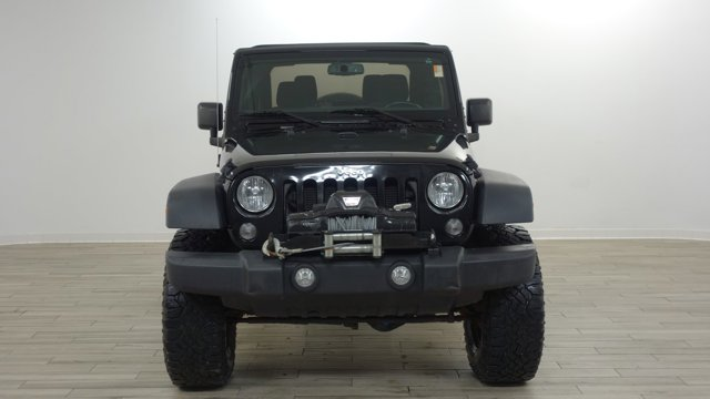 Used 2015 Jeep Wrangler in St. Louis, MO
