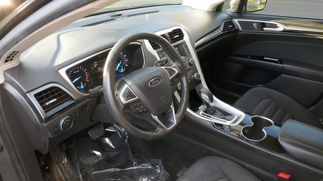 Used 2014 Ford Fusion 4dr Sdn SE FWD